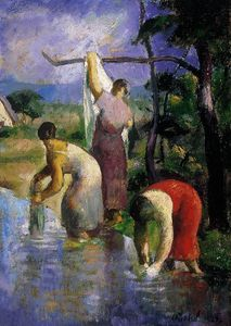 Karoly Patko - At The Brook