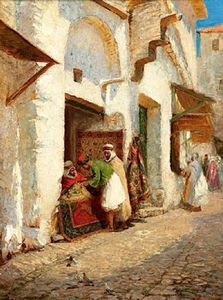 Addison Thomas Millar - Souk