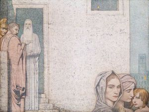 Frederick Cayley Robinson - Reminiscence
