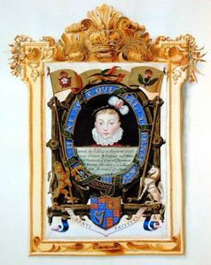 Sarah Countess Of Essex - Portrait Of James Vi Of Scotland Later James I Of England As A Boy C.1574