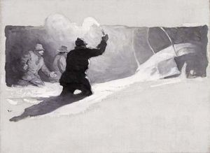 Nc Wyeth - And Sarched For 'em Far And Near