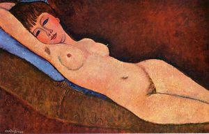 Amedeo Modigliani - untitled (6933)