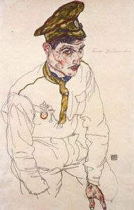 Egon Schiele - untitled (7881)