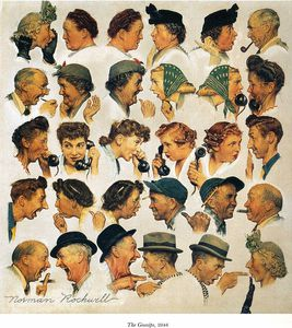 Norman Rockwell - untitled (5443)