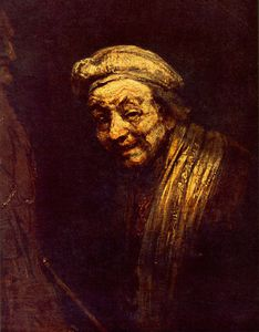 Rembrandt Van Rijn - Selfportrait wallraf-richartz museum, cologne