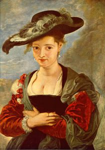 Peter Paul Rubens - The Straw Hat ca NG London