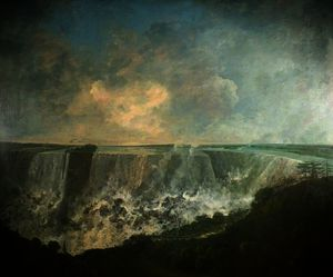Richard Wilson - Falls of Niagara