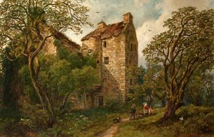 Arthur Perigal - Mary, Queen of Scots' House