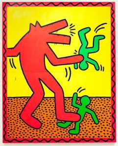 Keith Haring - Untitled (3)