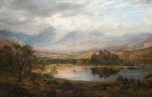 James Docharty - Kilchurn Castle, Loch Awe