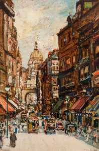 James Kay - Ludgate Hill, London