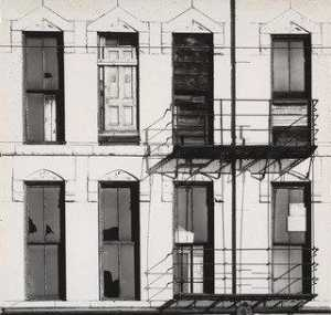 Harry Callahan - Wells Street, Chicago