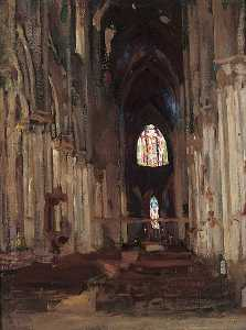 Milly Childers - Reims Cathedral, France