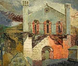 Joan Baker - Margam Abbey