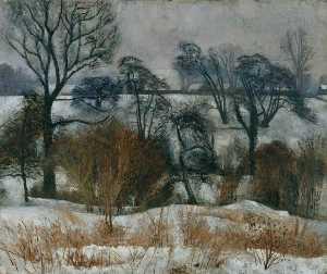John Arthur Malcolm Aldridge - Winter