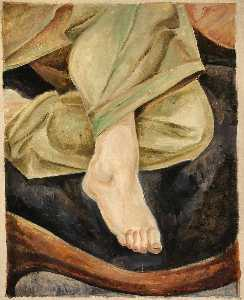 Marguerite Zorach - Untitled (Foot)