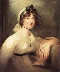 Thomas Lawrence - Diana Sturt, Lady Milner